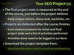 your seo project 2
