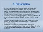 9 prosumption