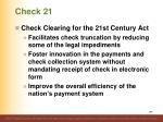 check 21