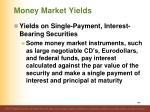 money market yields10