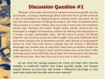 discussion question 1