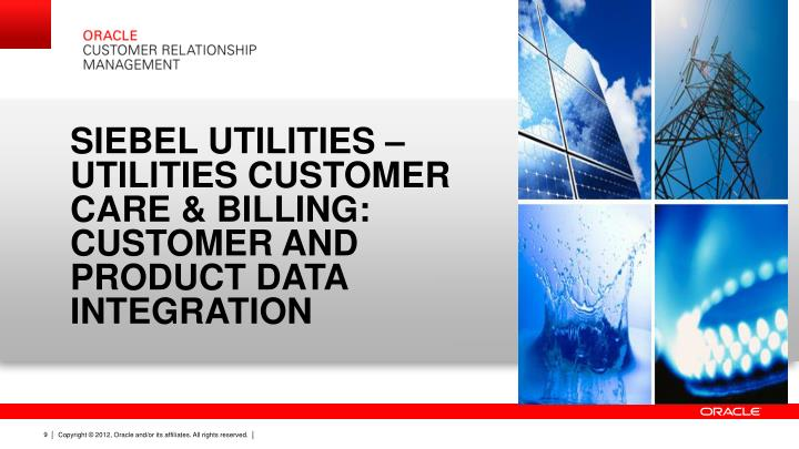 Ppt Addressing The Complexities Of Crm In Utilities