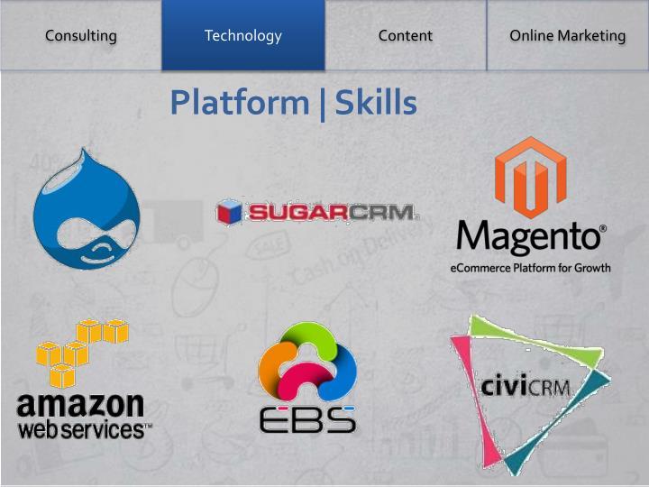 Platform | Skills