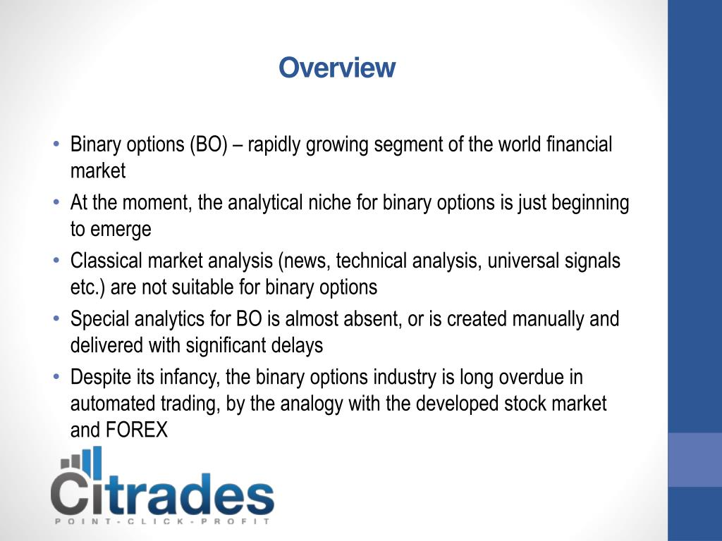 Citrades binary options betting sports games online