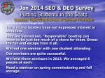 putting students in the seats question topic effectiveness of seminar promotion1