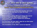putting students in the seats question topic increasing the attractiveness of abc31