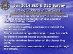 putting students in the seats question topic members taking advanced grades electives1
