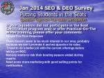 putting students in the seats question topic on the water participation1