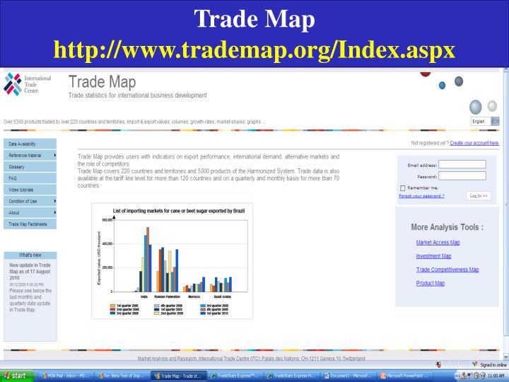 Trade Map
