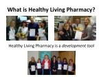 what is healthy living pharmacy