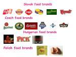 slovak food brands