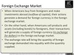 foreign exchange market1