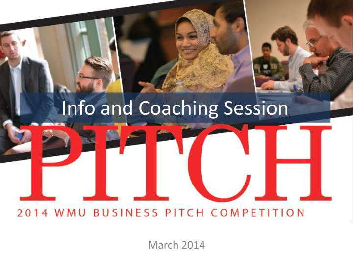 info and coaching session n.