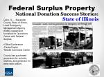 national donation success stories state of illinois