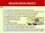 million book project1