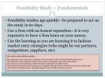feasibility study fundamentals2