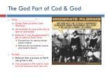 the god part of cod god