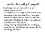 how has marketing changed2