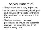 service businesses1