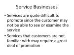 service businesses4