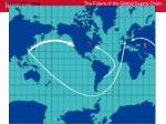 world logistics flows