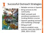 successful outreach strategies