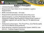 eagle principles