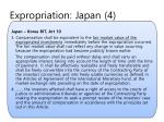 expropriation japan 4