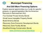 municipal financing10
