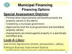 municipal financing12