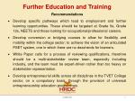 further education and training16