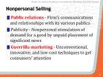 nonpersonal selling3