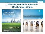 transition economics meets new structural economics1