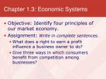 chapter 1 3 economic systems3