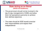 state acting as an owner oecd cg guidelines