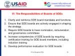 vi the responsibilities of boards of soes