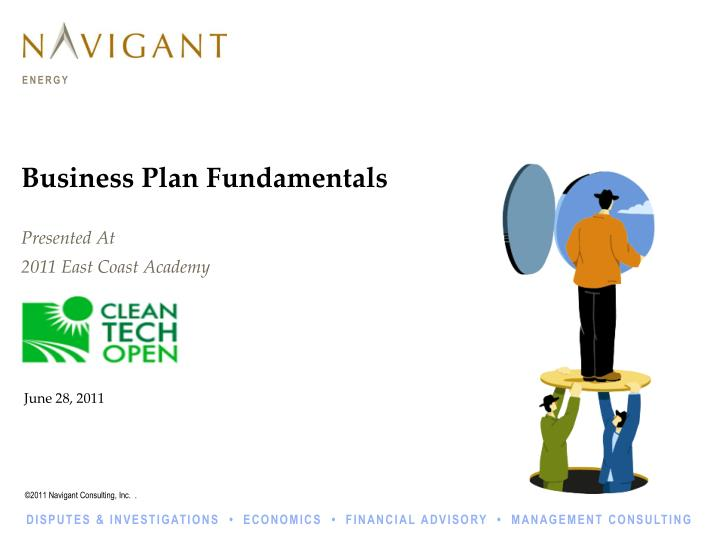 business plan fundamentals n.