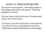 linear vs exponential growth1