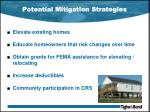 potential mitigation strategies