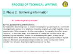 process of technical writing22