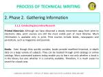 process of technical writing24
