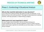 process of technical writing3