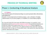 process of technical writing6