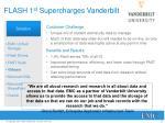 flash 1 st supercharges vanderbilt