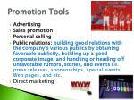 promotion tools4