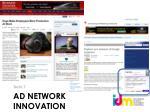 ad network innovation