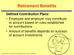 retirement benefits2