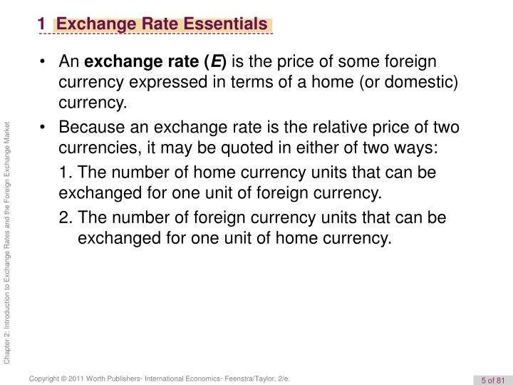 a brief introduction of the intervention in the foreign exchange market 3 intervention in foreign exchange markets is by no means confined to central banks in asia see, for see, for example, the contributed papers in bis (2005) from a broad cross-section of emerging market.