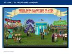 welcome to the virtual smart saving fair