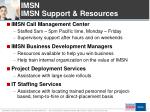 imsn imsn support resources